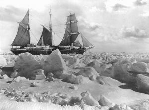 Endurance a vele spiegate tra i ghiacci 2