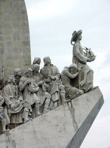 Enrico il Navigatore. A Lisbona sul fiume Tago