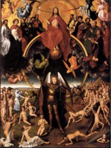 Hans Memling. il Giudizio universale (1466–1473). Part