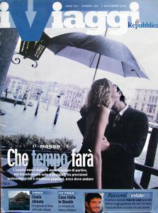 Il Supplemento I Viaggi di Repubblica del 2 settembre 2004