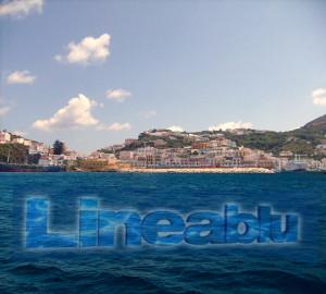 Linea Blu. Ponza