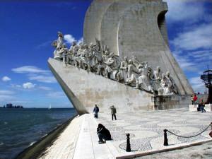 Monumento dedicato a Enrico il Navigatore