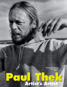 Paul Thek. Book