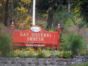 S. Silverio Shrine