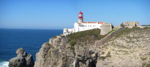 Sagres (Algarve). Faro di Cabo de S. Vicente