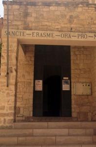 San Silverio Chiesa Sant'Erasmo su Piazza San Silverio.1. Part