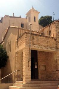 San Silverio Chiesa Sant'Erasmo su Piazza San Silverio.2