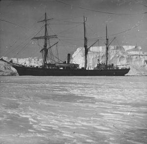 Shackleton Nimrod 1907-1909