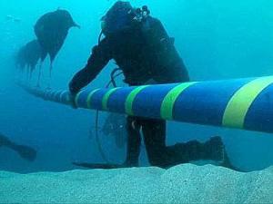 Terna. Cavo sottomarino