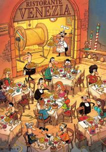 Vignetta di Degano