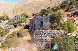 casa tipica de La Galite