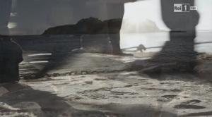 Catene e profilo dell'isola