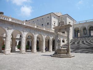Cisterna Abbazia di Montecassino
