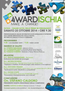 Evento 4ward Ischia - Make a change
