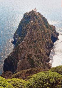Faro della Guardia. Da Repubblica. Foto di Angelo  Antolino