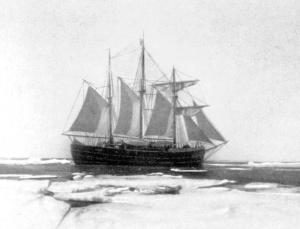 Fram. Amundsen. Antartide. 1912