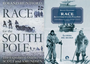 Huntford. Race for the South Pole. Bis