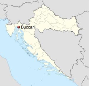 La baia di Buccari