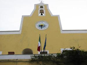 Municipio e orologio