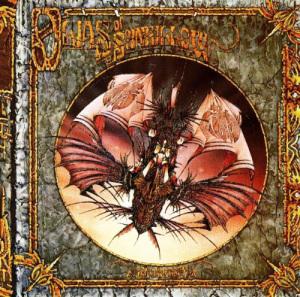 Olias of Sunhillow. Album di Jon Anderson del 1976. Cover design di Roger Dean
