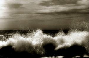 Onde. Foto di Massimiliano Fattorini