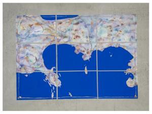 Un'opera di Massimo Pompeo.2