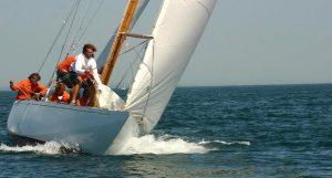 Viraggio in regata