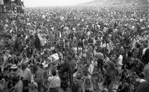 Wight 1970. La folla