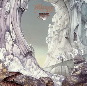 YES. Relayer. Front cover