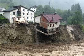 i danni delle alluvioni