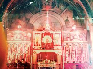 2. Festa di San Silverio nella Chiesa di Our Lady of Pity. 20 Giugno 1972