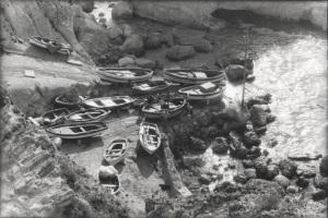 4. Cala Fonte. Alaggio barche