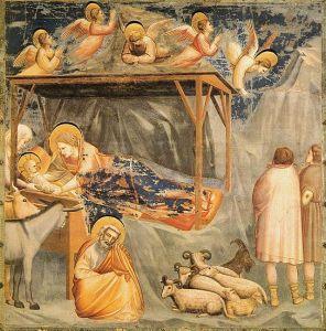 Giotto. Scrovegni Nativity