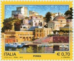 Il-francobollo-di-Ponza