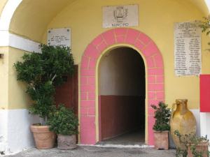 Municipio. Arco. 1 Orizzont.