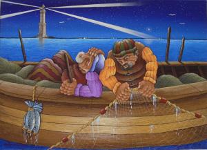 Pescatori. Immag.