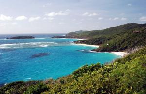 Vedute dell'isola di Santa Lucia.2