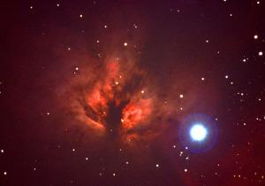 5. Nebulosa Fiamma