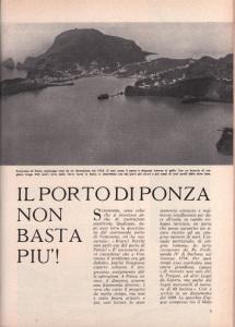 Il porto di Ponza. Resized