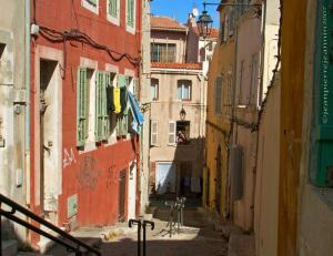 Marseille. Le panier.1