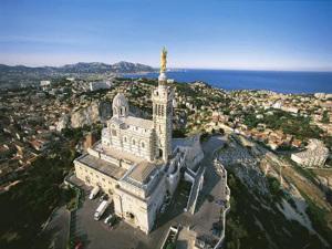 Marsiglia. Notre Dame de la Garde