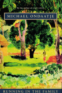 Michael Ondaatje. Book