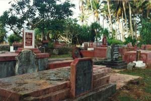 Piccolo cimitero di villaggio
