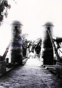 Ponte Garigliano Foto Antica