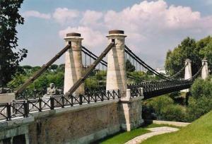 Ponte Garigliano Foto attuale