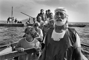 Sebastiao Salgado. La mano dell'uomo. Cuba Brasile