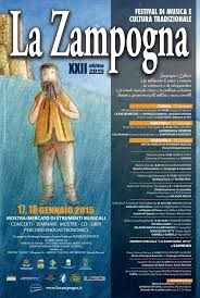 locandina XXII Festival della Zampogna a Maranola