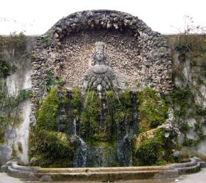 Tivoli. Villa d'Este