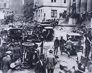 Attentato a Wall Street