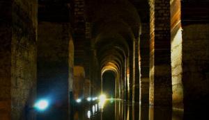 Il cisternone romano di Formia. Zona Castellone